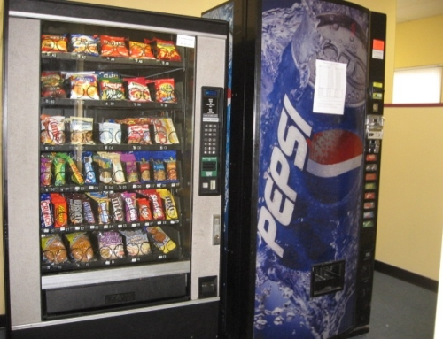 Vending Machines Services in Orlando Has a New Game Changer!